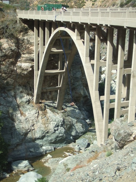 Bridges Jump Sites Bungee Expeditions